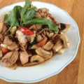 How to make Taiwanese style 3 Cup Chicken 台灣風味三杯雞