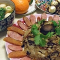 Golden Sesame Sticky Rice 黃金三寶油飯 Chinese New Year Special Food