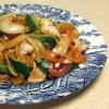 How to make Octopus (or Squid) in tomato sauce 茄汁章魚(魷魚)
