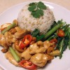Chicken and Cashew Nuts 腰果雞丁
