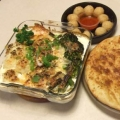 Grilled Salmon in cream and cheese 台式焗烤鮭魚