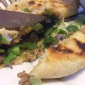 How to make Pepper and Spring Onion Flatbreads 胡椒餅