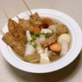 Oden 7-11 hot snacks stew 關東煮