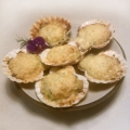 Baked scallops with cheese 起士焗烤干貝
