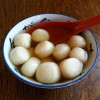 Sticky rice balls 搓湯圓~冬至 for Winter Solstice