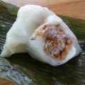 Little zong zi for Taiwanese Dragon Boat Day 粿粽