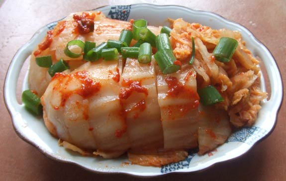 Freshly home-made Kimchi - how does this look?