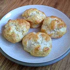 Baking English Scones 手工司康