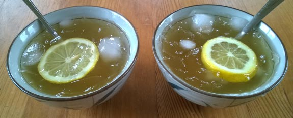 Lemon Jelly for two