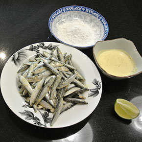whitebait-ingredients