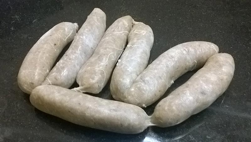 rice-sausages-uncooked