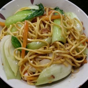Golden Goose Oil with Crispy Onions 黃金鵝油蔥蘇